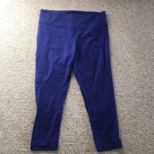 Pretty blue Zella brand leggings